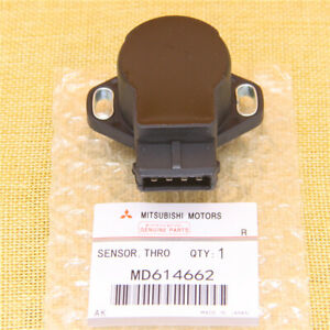 Tps328 Throttle Position Sensor Tps For Dodge Mitsubishi Hyundai Eagle Md 614405