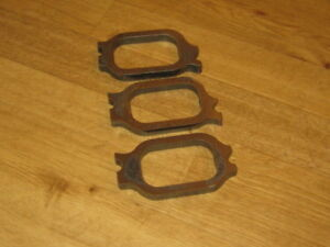 Chevy Straight 6 230 250 292 Intake Manifold Flanges 5