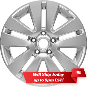 New Set Of 4 17 Replacement Alloy Wheels Rims For 2015 2019 Subaru Outback