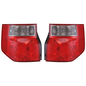 Fits 2003 2008 Honda Element Tail Light Pair Side