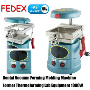 Portable Laboratory Dental Vacuum Molding Forming Machine Lab Equipment Dentist