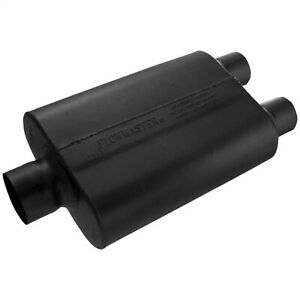 Flowmaster 430402 40 Series Muffler Single 3 Center Inlet Dual 2 5 Out