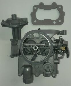 1973 86 Chevy gmc Truck W 350 V8 Rochester Model 2g 2v Carburetor P n 2 529