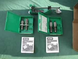 RCBS Reloading Tools & Scale $68.00
