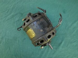 Antique Century 1 4 Hp Single Phase Repulsion Start induction Electric Motor