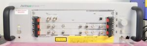 Anritsu Mt1810a Signal Quality Analyzer 4 Slot Chassis Only Opt 032 014