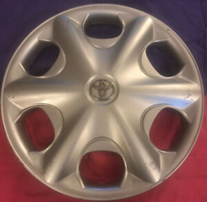 Toyota Camry Ce 15 6 spoke Hubcap Wheel Cover 42621 aa060 2000 2001