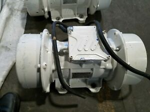 Vibra Screw Electric Vibrator Motors Used For Powder Hopper Shakers