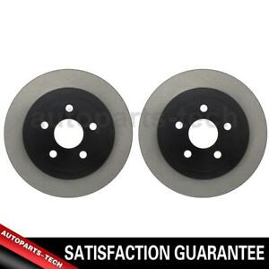 2x Centric Parts Rear Disc Brake Rotor For Dodge Neon 2004 2005