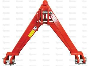 Category 1 2 Tractor Implement Quick Attach 3 Point Quick Hitch System