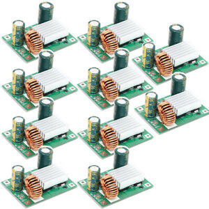 10pc Dc 9v 12v 24v 36v 48v 72v 84v 120v To 5v Step Down Power Supply Buck Module