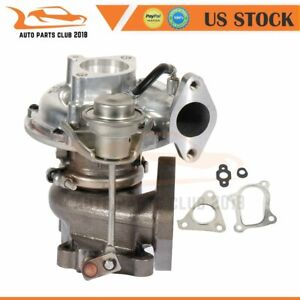 High Qualitiy Turbocharger Turbo For 2002 Nissan Frontier Md22 133hp Va420058