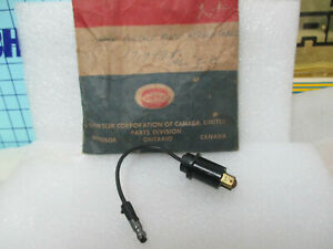 Mopar Nos 1960 Windsor Saratoga Can built Horn Contact Ring Feed Cable 1719998