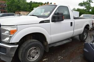 Front Axle Srw 3 73 Ratio Fits 11 12 Ford F250sd Pickup 606585