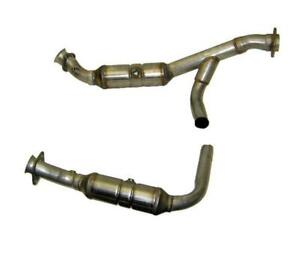 Fits Ford Explorer 4 6l 2006 2010 Y Engine Pipe Left Right Catalytic Converter