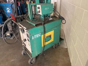 L tec Mig Welder Vi 253 Cv With Wire Feed