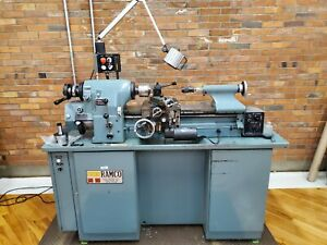 Feeler ramco Mdl Rml 618tr Precision Toolroom Lathe