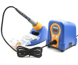 220v Fx 888d Digital Esd Soldering Station Guns Iron 70w Adjustable Temperature