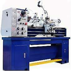 14 X 40 Gear Head Toolroom Metal Lathe With 2 Bore Single phase Bt1440g 1 lat