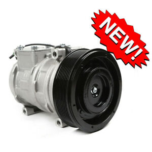 Air Conditioner Co 22030c A c Compressor W Clutch Parts For John Deere New