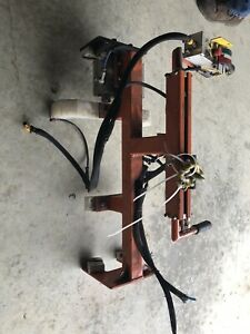 Gorbel Air Actuated Lift Assist Jib Crane Attachment Lifter G Force