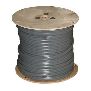 Southwire Outdoor Electrical Wire 1 000 Ft 14 2 Pre cut Length Jacketed Gray