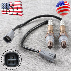 2x New Up downstream Oxygen Sensor For Toyota Camry Lexus Es300 Avalon 234 4260
