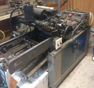 Multilith 1250w Offset Printing Press