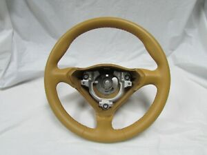 Porsche 986 993 996 New Leather Manual Only Steering Wheel 99634798300s40