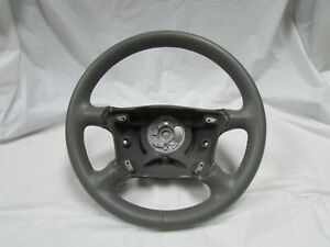 New Leather Porsche 986 993 996 Manual Only Steering Wheel 99334780456b50