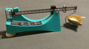 RCBS Model 5-0-5 Powder  Reloading Scale - Ohaus Corp. U.S.A. Nice