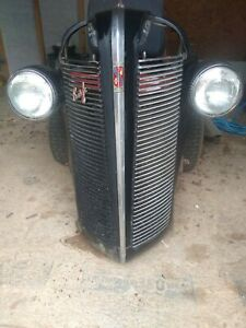1930s Buick Special Grille Front Complete