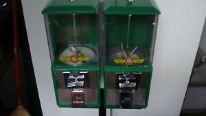 Northwestern 25 Gumball candy Vending Machines With Stand
