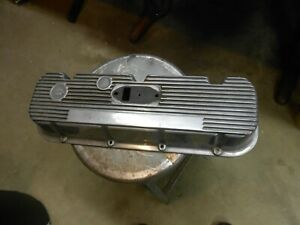 Pr Of Vintage M T Bbc Valve Covers Vgu