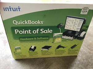 Quickbooks Point Of Sale Hardware Only Open Box