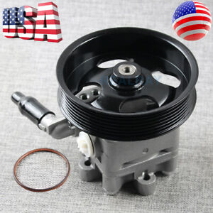 Power Steering Pump For Nissan Murano 2009 2015 Altima 2007 2012 3 5l 491101aa0a