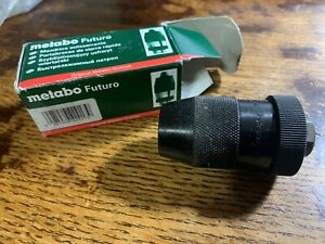 New Metabo Futuro Top 3 8 Quick action Drill Chuck 6 36321