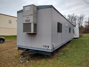 10x50 Construction Job site Office Trailer