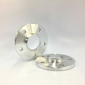 2pc Hubcentric Wheel Spacers With Lip 5x114 3 5x4 5 64 1 Cb 10mm Thick
