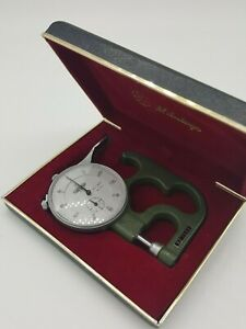 Mitutoyo Dial Thickness Gauge