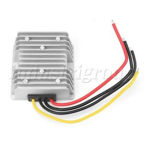 Dc12v To 24v 10a 240w Step Up Converter Power Supply Voltage Changer Motor Car