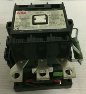 Abb Eh 145 Contactor 3 Pole Breaking 200 Amp 600v New W Free Shipping