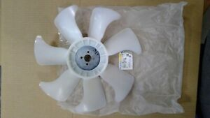 Genuine Oem Kubota Fan 16241 74110 7 Blade 360mm D1105 Suction