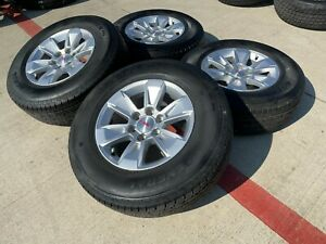 17 Chevy Silverado 2019 2020 Gmc Sierra Oem Wheels Rims 2017 2018 2021 5908
