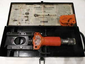 Thomas Betts T b 367 Hydraulic Cable Cutter