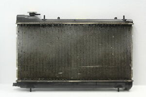 1998 2001 Subaru Impreza 2 5 Rs Gc8 Radiator Cooling Assembly Oem