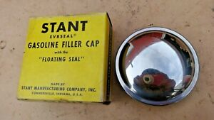 Nos 1953 1961 Ford Lincoln Gas Cap Original Stant G 22 Mercury Chrysler Plymouth