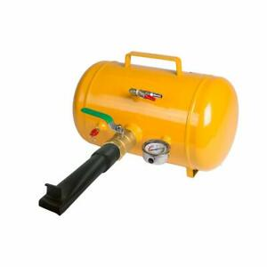 Air Tank Bead 5 Gallon 20 Litre Tyre Tire Inflator Blaster Seating Tool