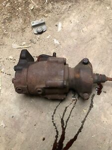 600 601 661 800 801 861 900 901 2000 4000 Ford Tractor Used Hydraulic Pump