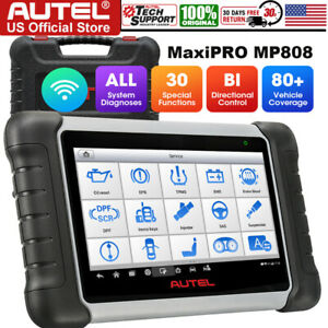 Autel Maxipro Mp808 Car Obd2 Scanner Diagnostic Tool Immo Key Coding Ds808 Ds708